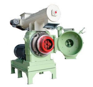 GEMCO ring die pellet mill