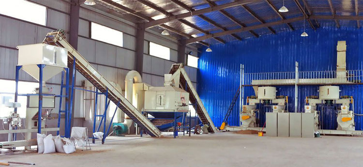 GEMCO wood pellet plant photo in Australia