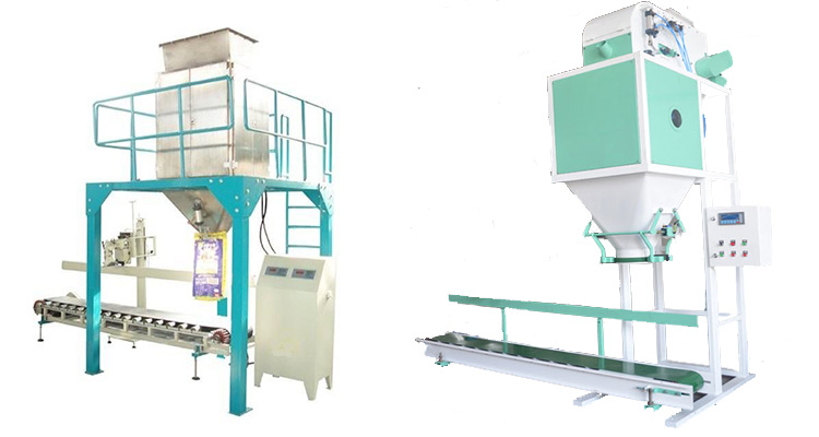 wood pellet plant packing system