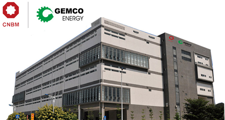 a building of CNBM & GEMCO