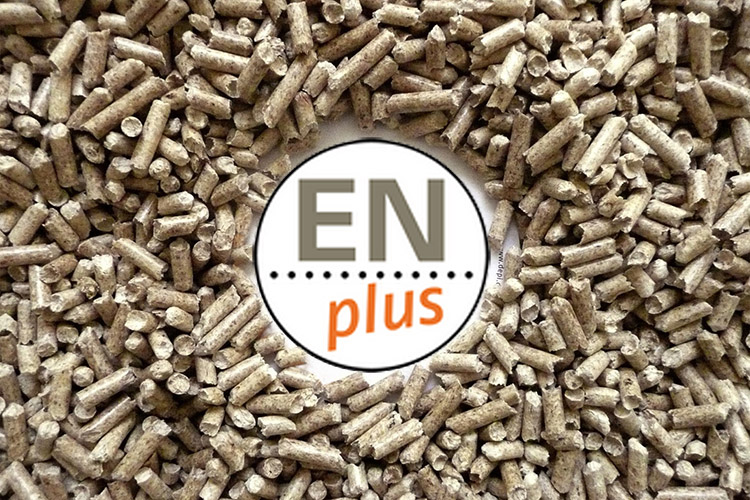 a picture of enplus certification