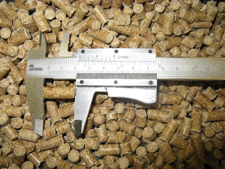 European wood pellet standard