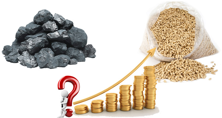 how is the economical performance of pellet fuel