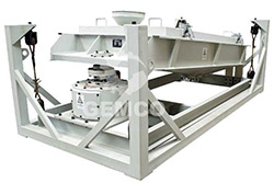 a picture of pellet screener