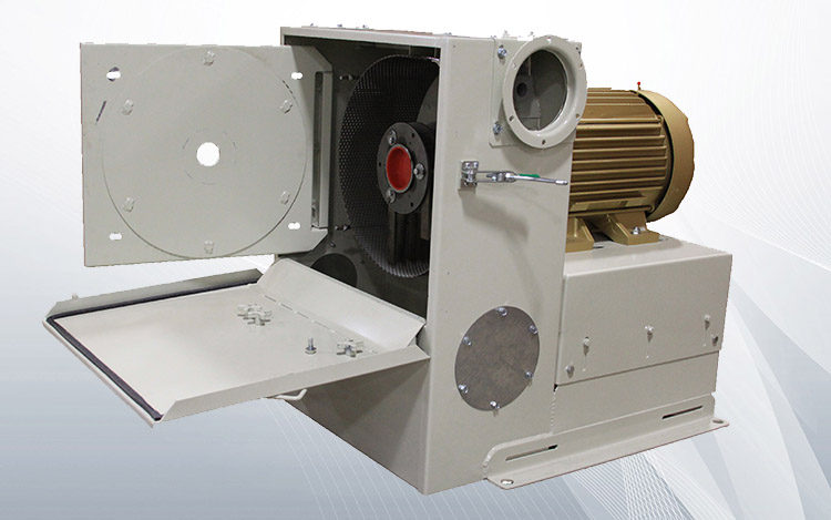a picture of hammer mill motor