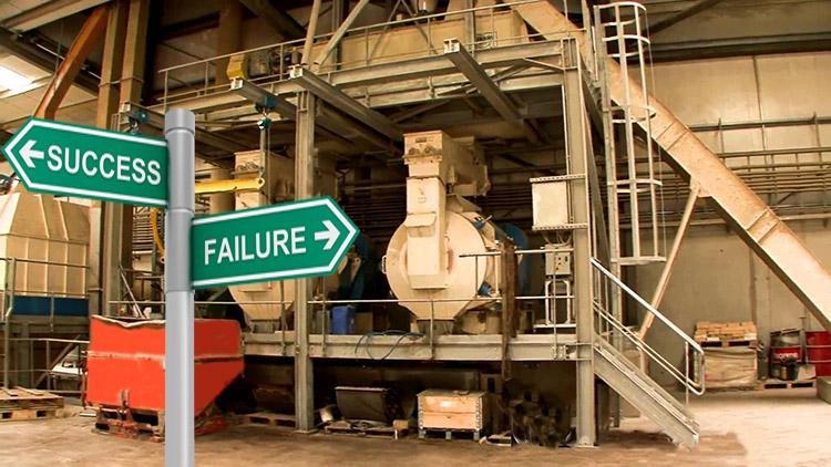 hammer mill mechanical failures solutions