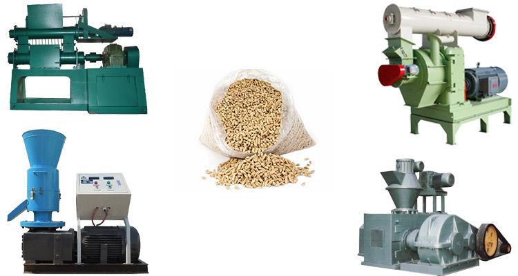 four pellet mill types
