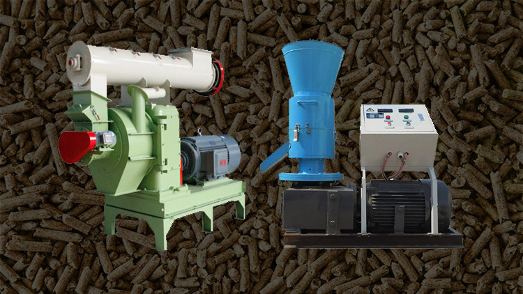 Compare ring die pellet mill and small pellet mill