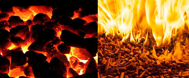 The Comparison Between Biomass Pellets Amp Coal Gemco Energy