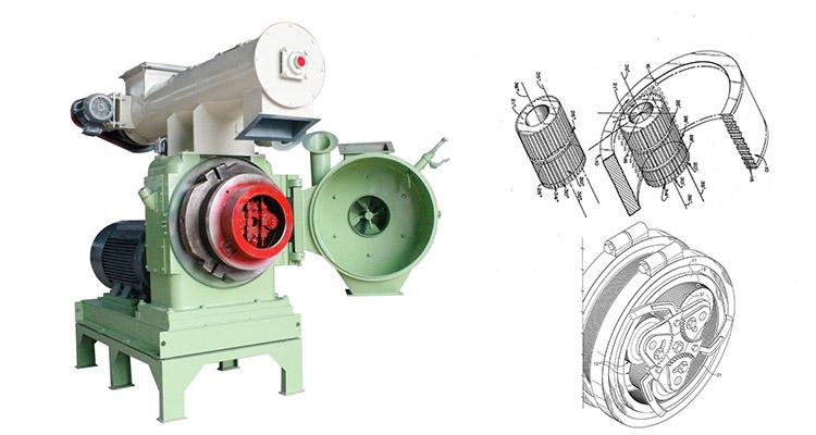 the details of pellet mill ring die diameter