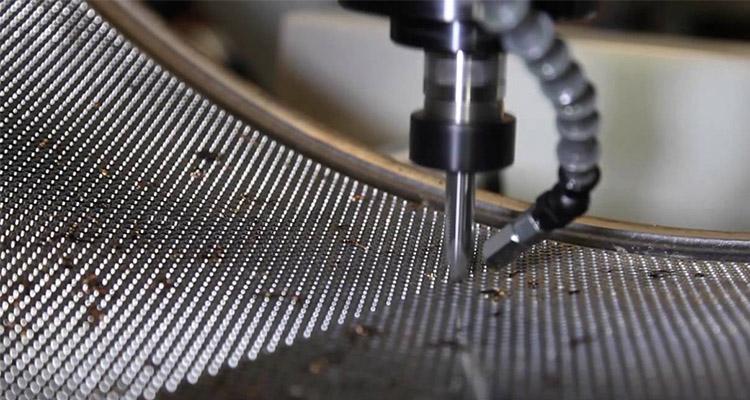make pellet mill ring dies
