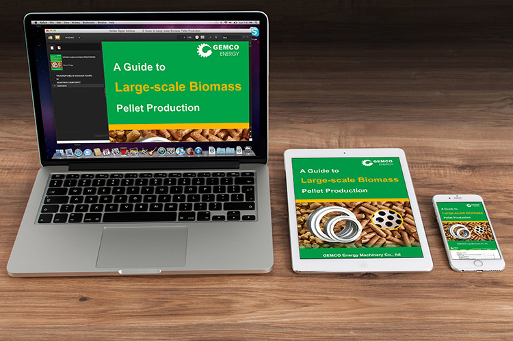 Gemco wood pellet production ebook