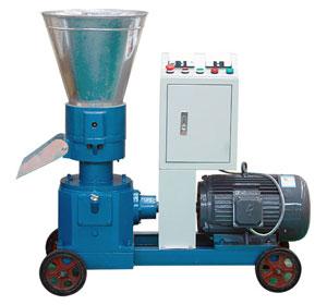 GEMCO small pellet mill
